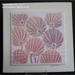 Chinese Lantern Pink Canvas